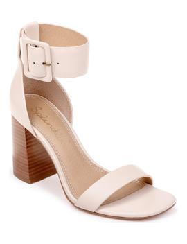 Block Heel Sandal by Splendid