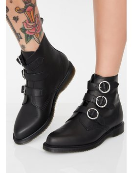 Maudie Ankle Boots by Dr. Martens