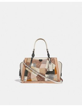 Dreamer With Signature Patchwork by Coach
