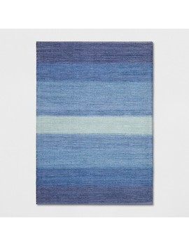 Chenille Jute Ombre Stripe Woven Rug   Threshold™ by Threshold