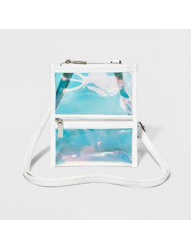 Vinyl Cell Phone Holder Crossbody Bag   Wild Fable™ by Wild Fable