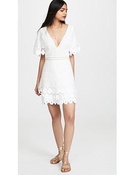 Magnolia Mini Dress by La Maison Talulah
