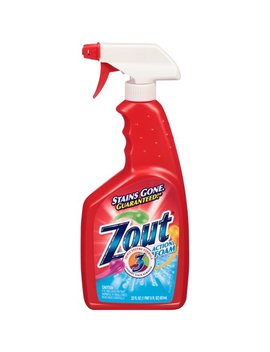 Zout Laundry Stain Remover, Foam Action, Triple Enzyme, 22 Ounce by Zout