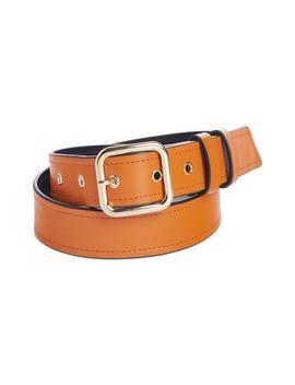 Leather Belt by Dries Van Noten