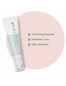 Belei Blemish Control Spot Treatment, 5.5 Percents Benzoyl Peroxide Acne Treatment, Dermatologist Tested, 1.7 Ounces (50 M L) by Belei