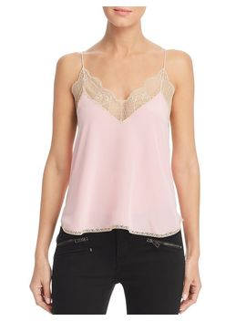 Christy Silk Camisole Top by Zadig & Voltaire