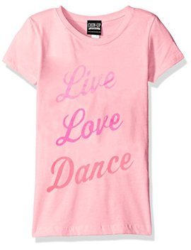 Fifth Sun Girls' Little Girls' Dance Inspired Graphic T Shirt by Fifth Sun