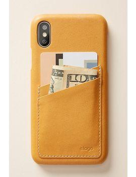 Elago Leather I Phone Case by Elago