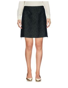 Karl Lagerfeld Mini Skirt   Skirts by Karl Lagerfeld