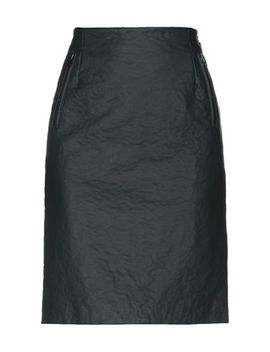 Scee By Twinset Knee Length Skirt   Skirts by Scee By Twinset
