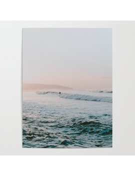 Summer Waves Poster by Society6