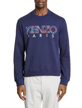 Logo Sweatshirt by Kenzo