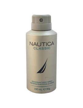 Nautica Classic By Nautica For Men   5 Oz Deodorant Body Spray by Nautica