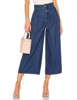 La Bomba Wide Leg Jean by Free People