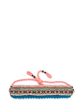 Boho Lifestyle Embellished Necklace by Go Jane