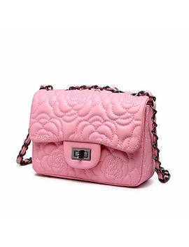 jollque-womens-quilted-crossbody-bag,small-purse-with-chain by jollque