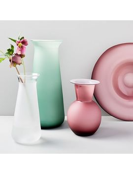 Modern Glass Vases by West Elm