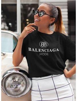 Balenciaga Shirt, Versace T Shirt,Balenciaga Inspired T Shirt,Balenciaga T Shirt Balenciaga Vintage Shirt,Hypebeast Designer by Etsy