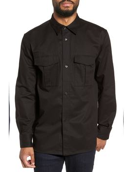 Utility Sport Shirt by Fred Perry