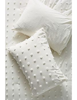 Tufted Makers Euro Sham by Anthropologie