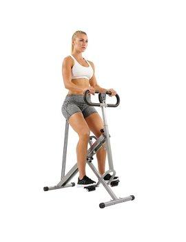 Sunny Health & Fitness Squat Machine Assist Row N Ride Trainer by Sunny Health & Fitness