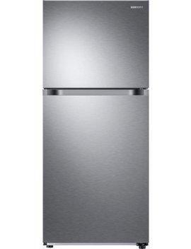 176-cu-ft-top-freezer-refrigerator---fingerprint-resistant-stainless-steel by samsung
