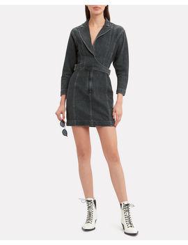 Gia Wrap Dress by Jean Atelier