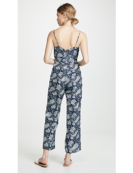 Ostrea Tank Jumpsuit by Apiece Apart