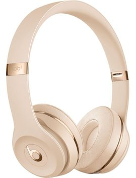 Beats Solo³ Wireless Headphones   Satin Gold by Beats By Dr. Dre