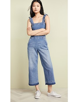 It's Vintage Overalls by Blank Denim