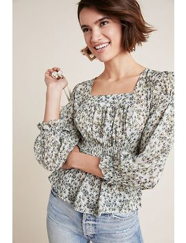 Lutyens Floral Blouse by Ranna Gill