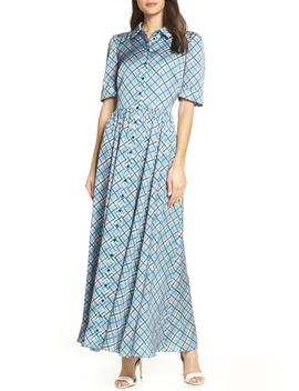 Maxi Shirtdress by Gal Meets Glam Collection