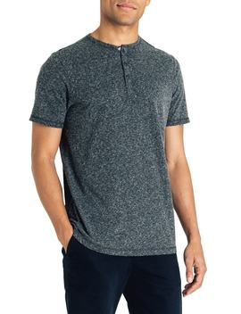 Slim Fit Slubbed Henley by Good Man Brand