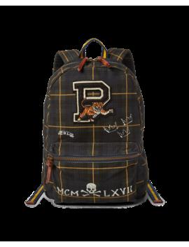 Black Watch Backpack by Ralph Lauren