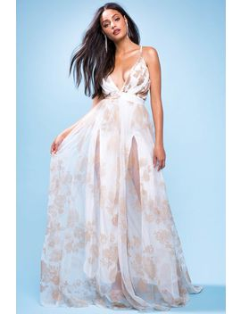 In Your Dreams Maxi Dress by A'gaci