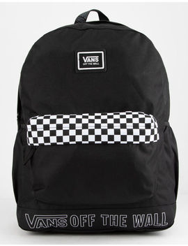 Vans Sporty Realm Plus Backpack by Vans