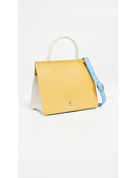 Mini Prism Colorblock Satchel by Oad