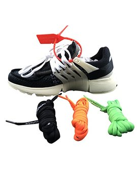 Ultra Hyped Original Top Version Presto Black White Sneakers Aa3830 001 Men Us11 by Off Collaboration