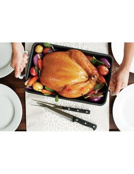 Nordic Ware 8.5'' Large Copper Roaster by Nordicware