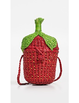 Strawberry Bag by Pitusa
