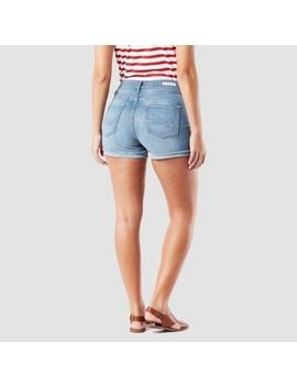 Denizen® From Levi's® Women's High Rise Shorts   Medium Wash by Denizen From Levi's