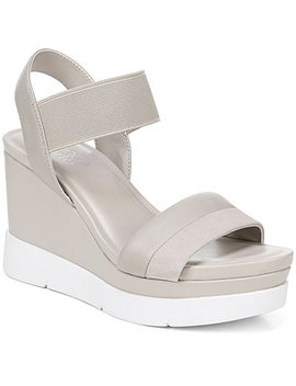 Kashmir Wedge Sandals by Franco Sarto