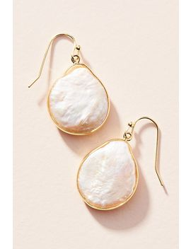 Elke Coin Drop Earrings by Anthropologie