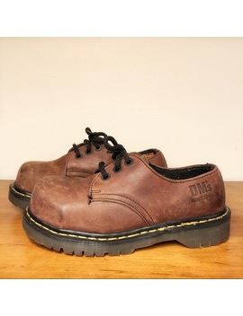 Dr. Martens Industrial Air Wair Made In England by Dr. Martens