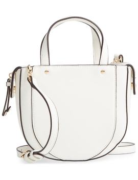Dwani Faux Leather Crossbody Bag by Sole Society