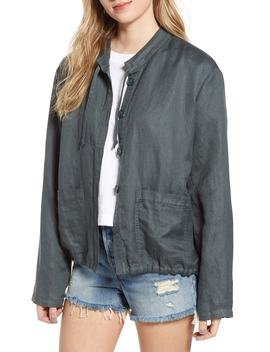 Oversize Military Jacket by Hinge