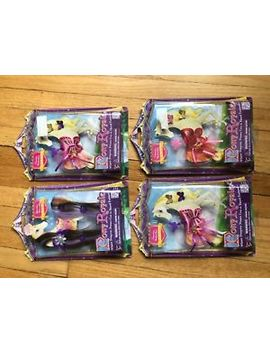New Pony Royale Mix It Up Fashions Chasing Butterflies Blossom Beauty Lot Of 4 by Razor Usa