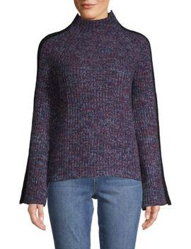 Trinculo Cashmere Mockneck Sweater by Naadam