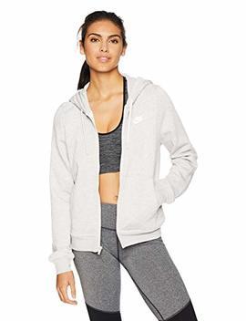 Nike Sportswear Women's Full Zip Fleece Hoodie by Nike