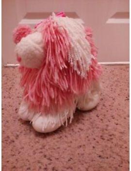 Vintage 1980s Pink Fluppy Dog Plush Disney Kenner by Kenner
